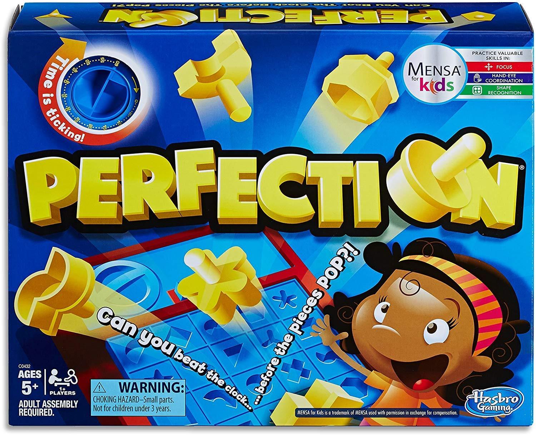 Hasbro Gaming Perfection Game by Hasbro Gaming