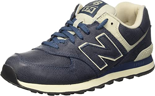 new balance 574 uomo blu stone