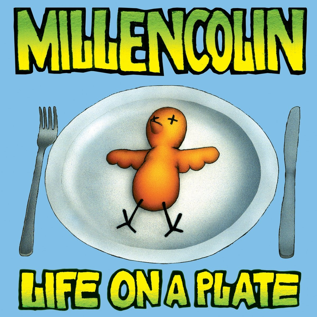 LIFE ON A PLATE [12 inch Analog]                                                                                                                                                                                                                                                    <span class=