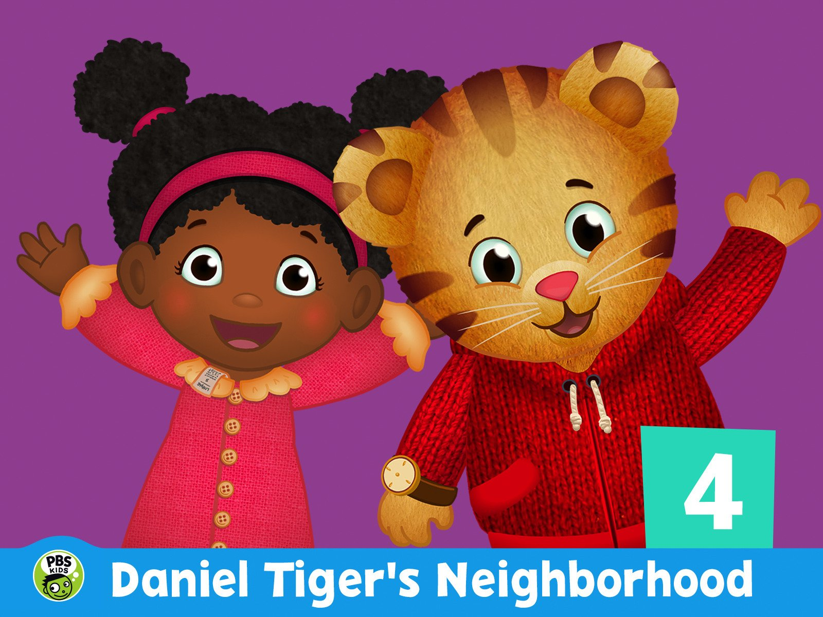 Amazon.com: Daniel Tiger\'s Neighborhood Season 4: Amazon Digital ...