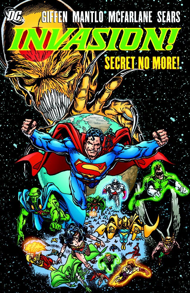Invasion TP: Secret No More: Amazon.es: Giffen, Keith, Mantlo, Bill, Various: Libros en idiomas extranjeros