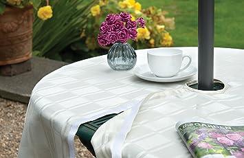 Greenhurst Nappe Ronde pour Table de Jardin extérieur avec ...