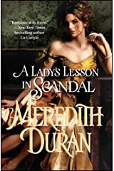 A Lady's Lesson in Scandal Kindle Edition