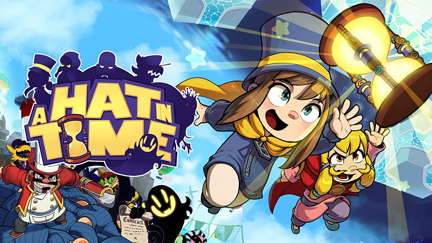 A Hat in Time - [Switch Digital Code]