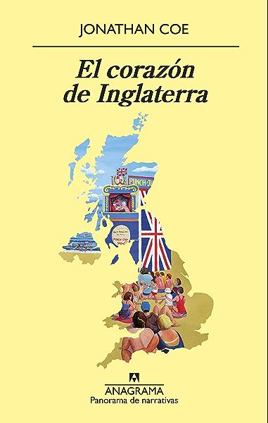 El corazón de Inglaterra (Panorama de narrativas nº 1014) eBook: Coe, Jonathan, Bach, Mauricio: Amazon.es: Tienda Kindle