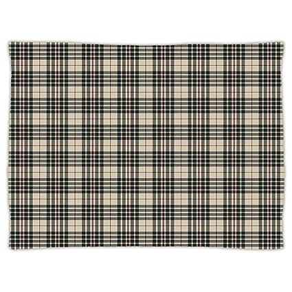 Amazon.com  iPrint Super Soft Throw Blanket Custom Design Cozy ... ccf44f410
