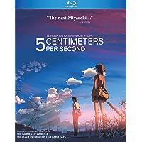 5 Centimeters Per Second Blu Ray [Blu-ray] [Import]