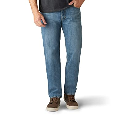 5e8ad7f7d22 LEE Men s Regular Fit Straight Leg Jean at Amazon Men s Clothing store