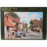 Falcon de Luxe - Country Lane Jigsaw Puzzle (500 Pieces)