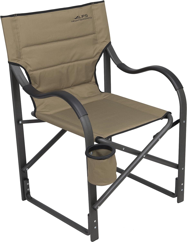 ALPS Mountaineering Camp Chair, Khaki