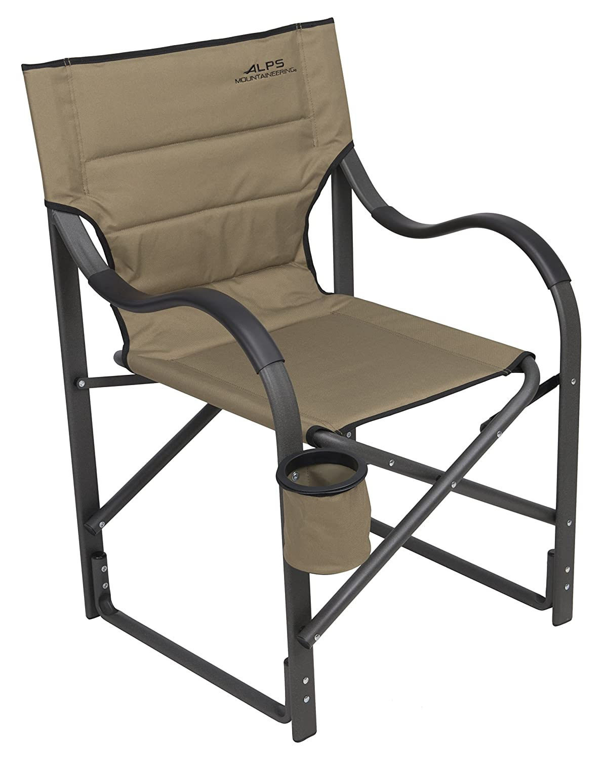 ALPS Mountaineering Camp Chair Camping Furniture, Khaki, M