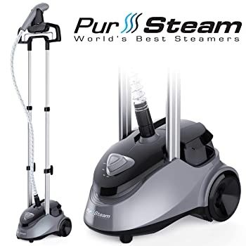 PurSteam PS950 Full Size Garment Clothes Steamer Professional Heavy Duty Industry