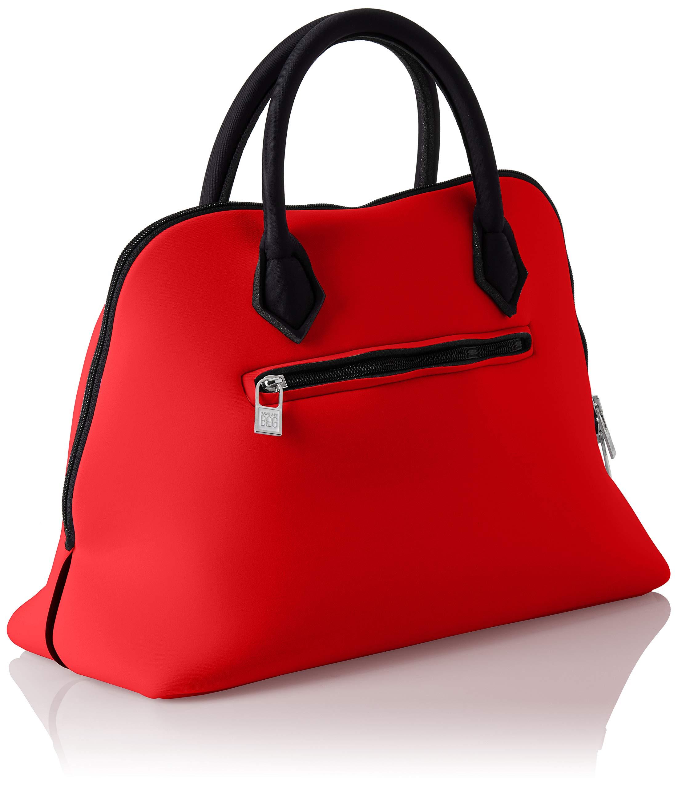 c4722f46a529a2 Save My Bag Women's Princess Midi Top-Handle Bag - Vegan Designer Bags