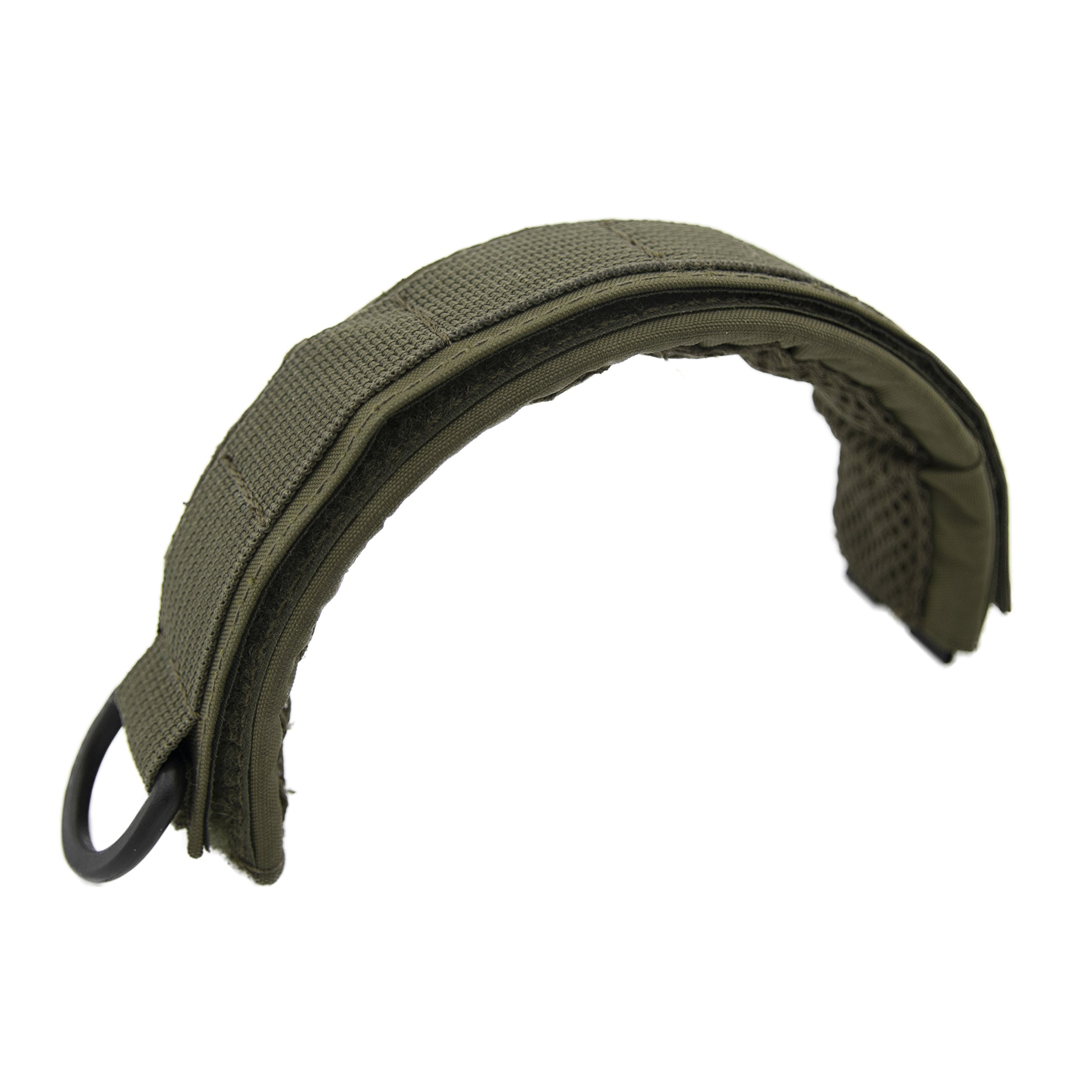 OPSMEN Headband Advanced Modular Headset Cover Fit For All General Tactical Earmuffs Accessories Upgrade Bags Case Green(FG) by OPSMEN