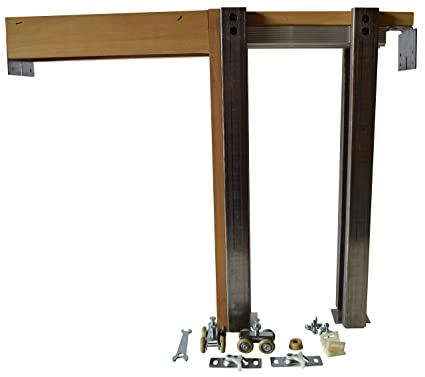 2650 Series- Heavy Duty Pocket Door Frame Kits- 2 x 6 HBP