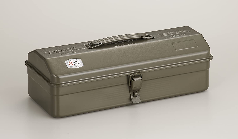 スチール製の工具箱