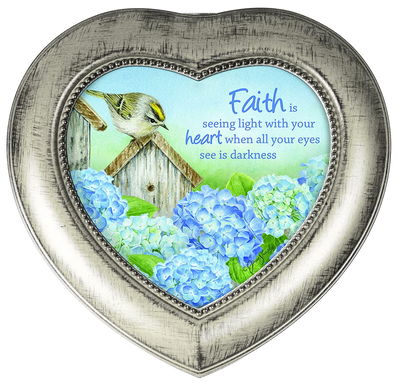 絶妙なデザイン Carsonホームアクセント音楽ボックスハート your、with heart B016OZ1UDK your heart B016OZ1UDK, シロネシ:ba8aa105 --- arcego.dominiotemporario.com