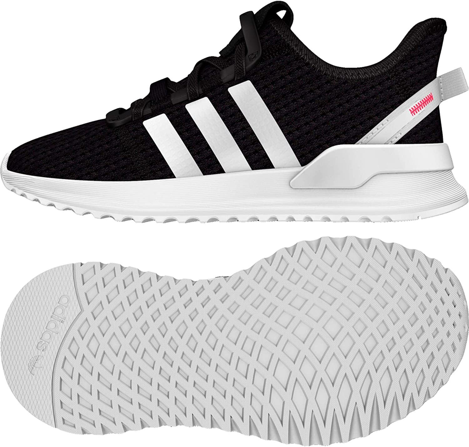 adidas U_Path Run C, Zapatillas de Gimnasio Unisex niños: Amazon.es: Zapatos y complementos