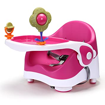 Charmant Booster Seat, Baby Travel Portable Booster Seat Dining Toddler Booster High  Chair Best Booster