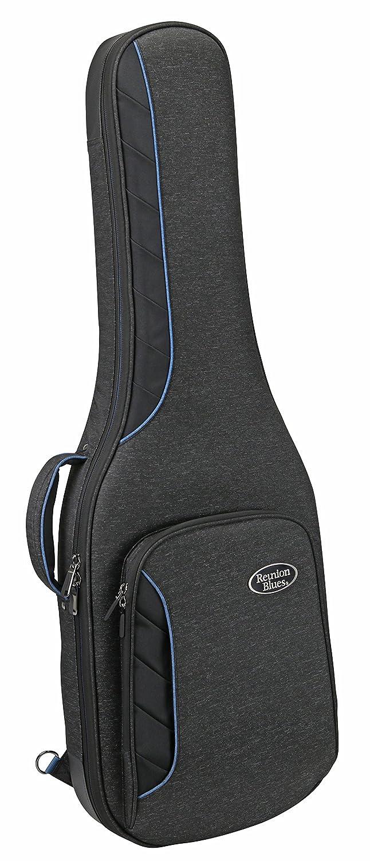 Reunion Blues - Funda para guitarra acústica Dreadnought Continental Voyager: Amazon.es: Instrumentos musicales
