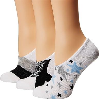 e6b0e4412652 Converse Womens Chucks Painterly Dots 3-Pair Pack at Amazon Women s ...