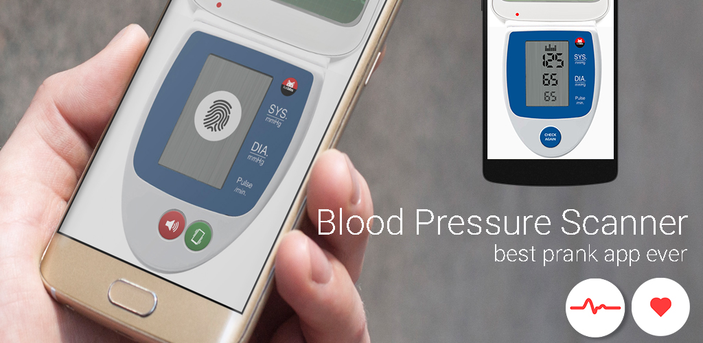 Amazon.com: Finger Blood Pressure Checker: Appstore para Android
