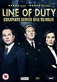 Line of Duty - Series 1-4 [DVD]