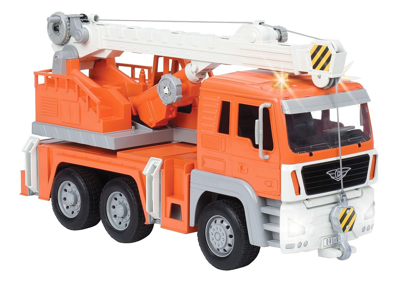 Driven 70.1002Z Kran-LKW Fahrzeug, Mehrfarbig, Maßstab 1:16