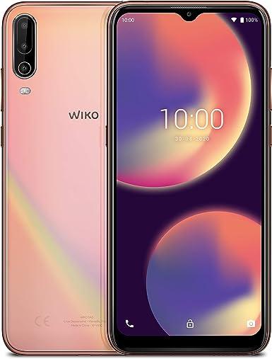 "WIKO View4 - Smartphone de 6,52"" HD+ (Triple Cámara, 5000mAh de ..."