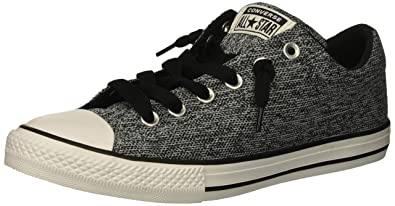 68f356c3a32c7 Converse Kids' Chuck Taylor All Star Two-Tone Street Slip on Low Top Sneaker
