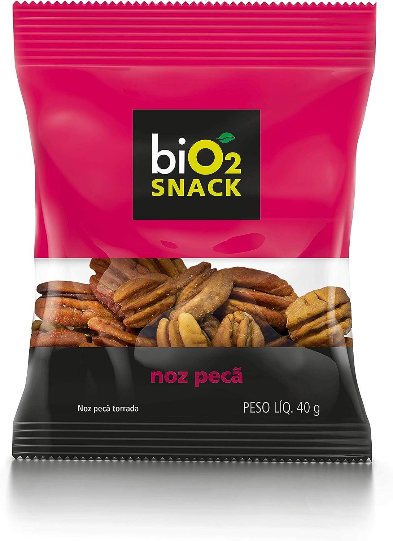 Snack Noz Pecã Torrada Bio2 40g