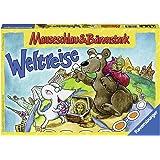 Ravensburger 21085 - Mauseschlau & Bärenstark Weltreise