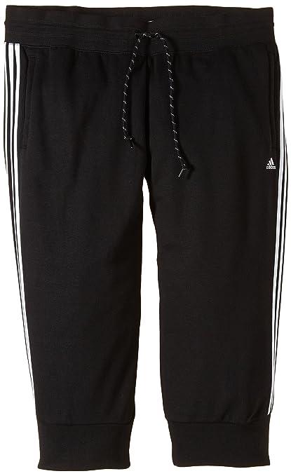 pantalon 3 4 adidas femme