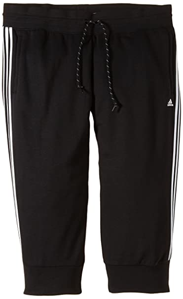 adidas Damen Sporthose Essentials 3 Stripes 34