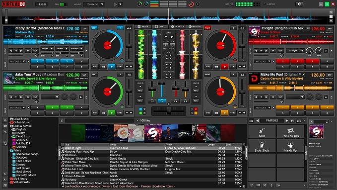 DJ 2012 CLUBIC TÉLÉCHARGER VIRTUAL SUR
