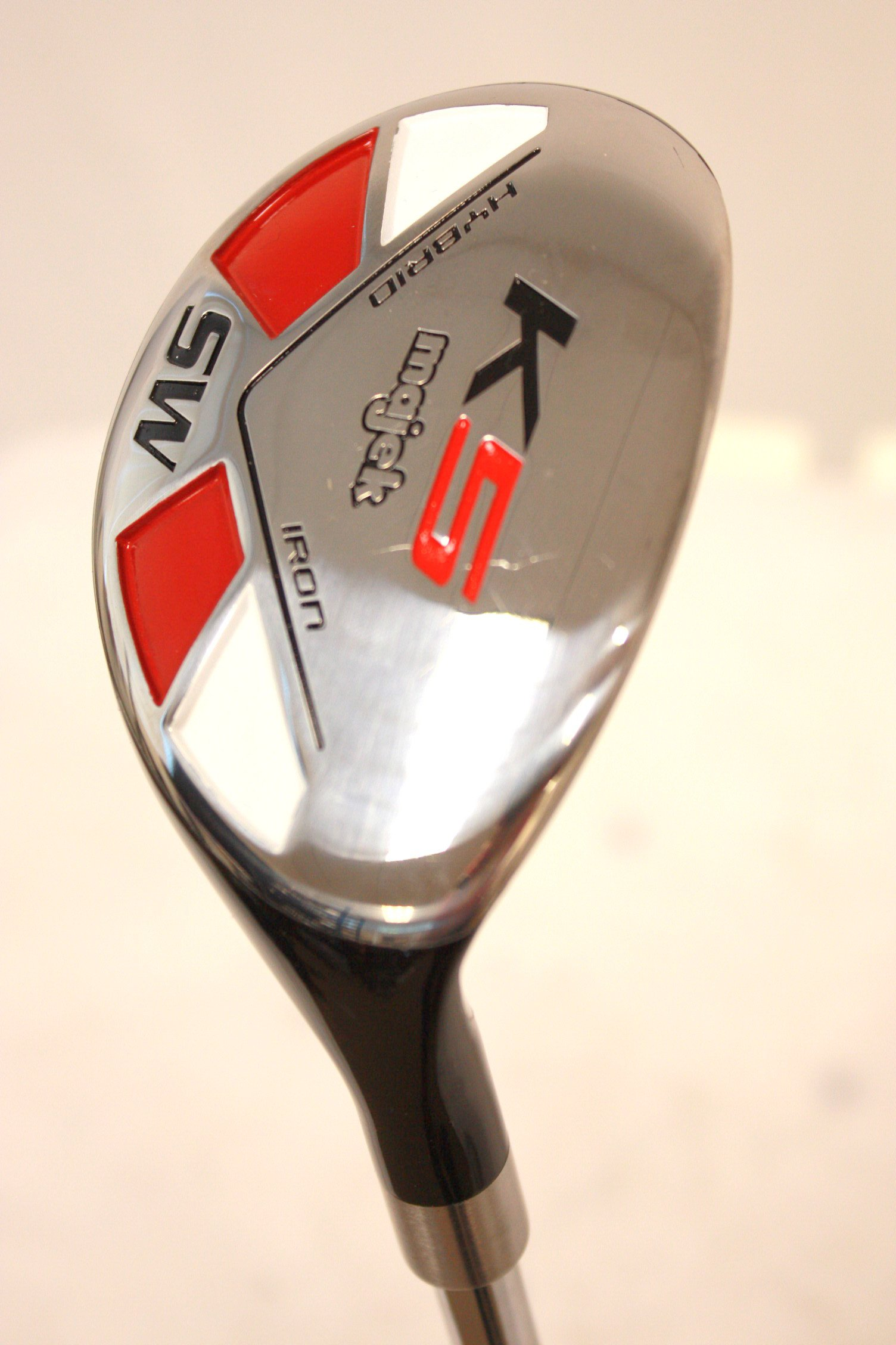 Majek Golf All Hybrid PW Senior Flex Right Handed New Rescue Utility A Flex Club