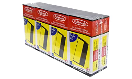 eba75359b913a Amazon.com: Fullmark N992PE Nylon Printer Ribbon compatible ...