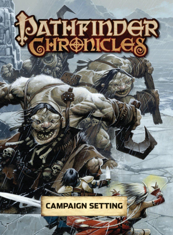 Pathfinder Chronicles: Campaign Setting: Erik Mona, Wayne