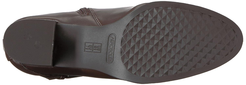 Aerosoles Women's Chatroom Knee High Boot B06Y62KCC9 9.5 B(M) US|Brown