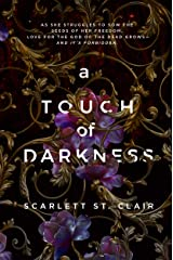 A Touch of Darkness (Hades X Persephone Book 1) Kindle Edition