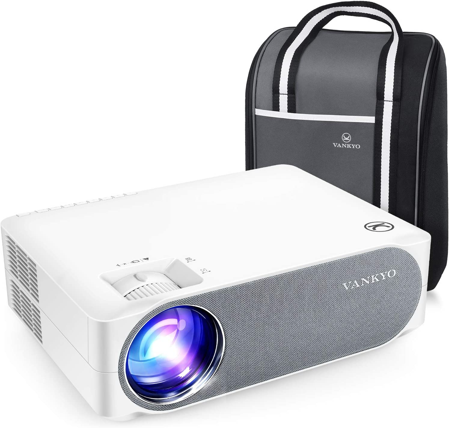 VANKYO Videoproiettore 6800 Lumen 1080p
