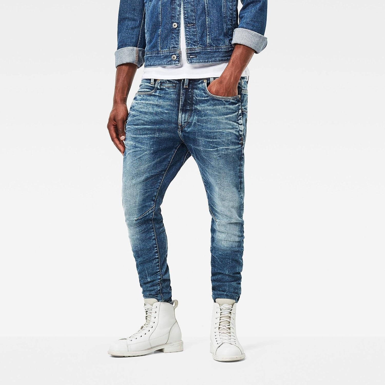 5dfc7de5e5a G-STAR RAW Men's D-Staq 3d Super Slim Skinny Jeans: Amazon.co.uk: Clothing