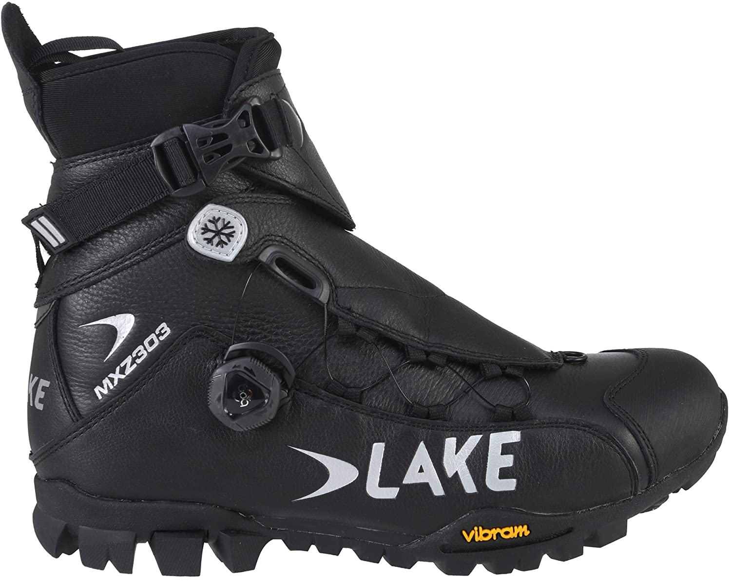 Lake MXZ 303X Wide Winter Cycling Shoes MXZ303W-BB-42
