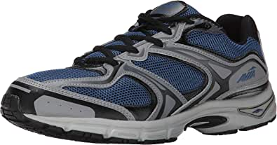 Avia Tech Jogger Running Athletic Shoe With Enduropro BLUE SIZE 10-10.5-11