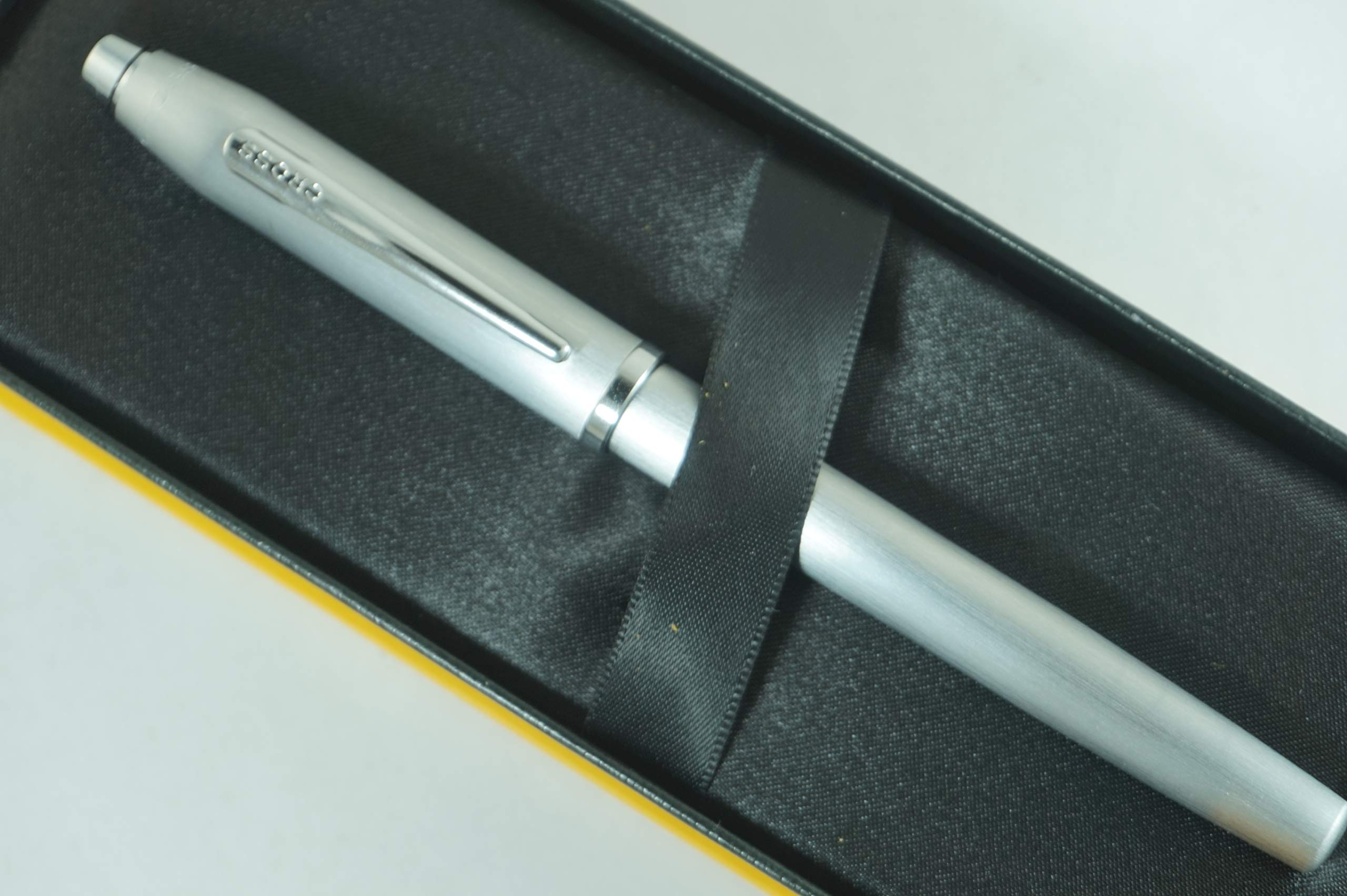 Cross Century II Limited Series, Brushed Barrel selectip Gel Ink Rollerball Pen by A.T. Cross (Image #2)