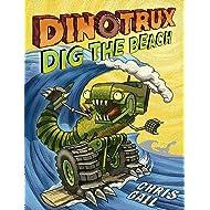 Dinotrux Dig the Beach
