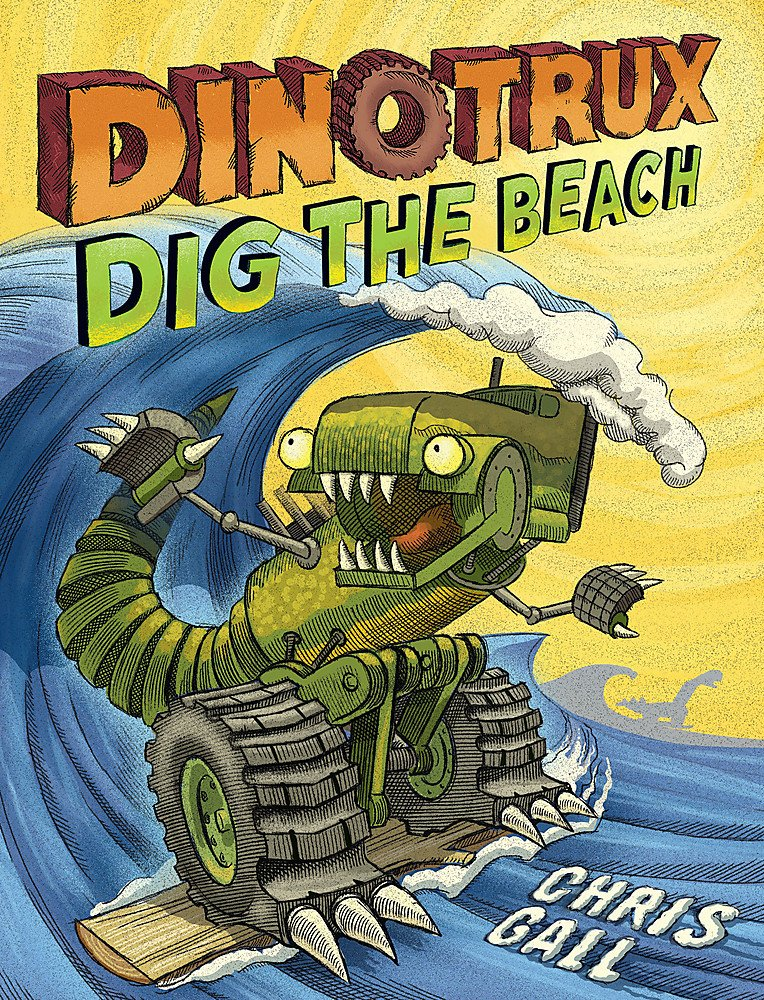 Read Online Dinotrux Dig the Beach ebook