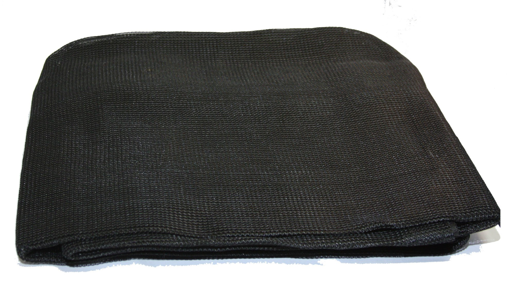 16' x 20' Black 70% Shade Mesh Tarps with Grommets by Mytee
