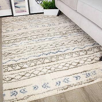 Charmant Maya Marokkanische Afrikanischen Blassen Muster Nordic Style Creme Vanille  Wohnzimmer Teppich, Cremefarben, 140cm X