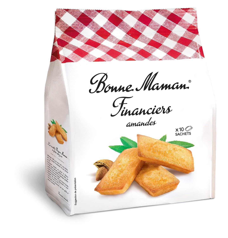 Bonne Maman Biscuits Financiers Amandes 250 G Amazon Fr Amazon Pantry